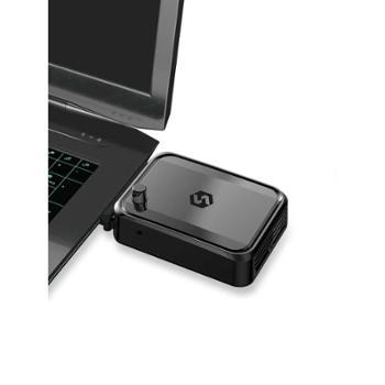 索皇电脑笔记本抽风式散热器侧吸联想华硕戴尔风扇机15.6寸14寸苹果mac外星人雷神通用静音风冷外设扇热器