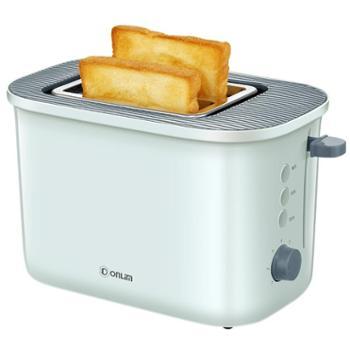 东菱多士炉烤面包机家用2片双面吐司机小型全自动早餐机烤面包片多功能烤面包机