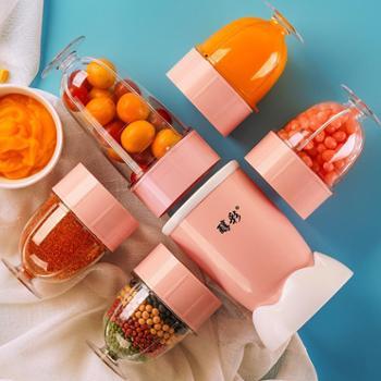 辅食机婴儿多功能一体研磨器打水果泥搅拌工具家用小型料理机宝宝迷你榨汁杯