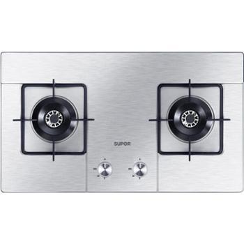 苏泊尔/Supor家用台嵌两用不锈钢猛火燃气灶QS505