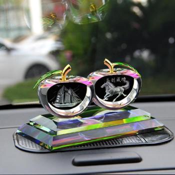 车载香水汽车香水座式摆件车用香水摆件