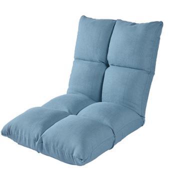 A2款八格懒人沙发可折叠拆洗飘窗床上沙发休闲卧室寝室榻榻米