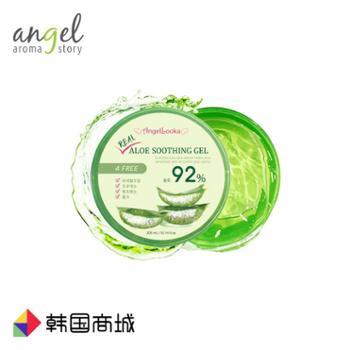 天使露卡 真芦荟凝胶 1个 韩国商城 美容个护 面部护理 凝露/啫喱