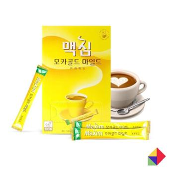 MAXIM/麦馨摩卡咖啡G100T韩国商城食品酒饮冲调饮品速溶咖啡