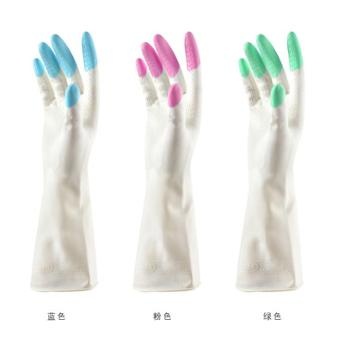 防水清洁手套洗碗手套(1副装)