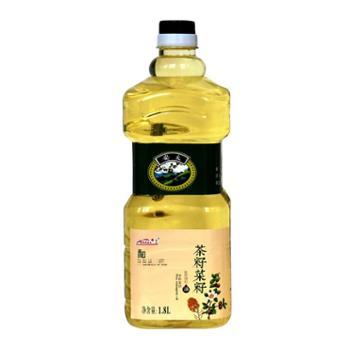 安太茶油 山茶油 菜籽油 食用油调和油健康植物油1.8L