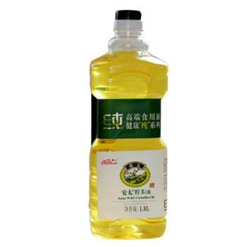 山茶油 茶籽油 大别山特产 安太茶油 1800ml 包邮