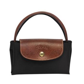 珑骧LONGCHAMP手提包短柄折叠女式饺子包1621089