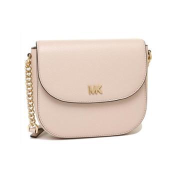 MichaelKors迈克.科尔斯MK女包MOTT系列单肩斜跨包粉色32S8GF5C0L