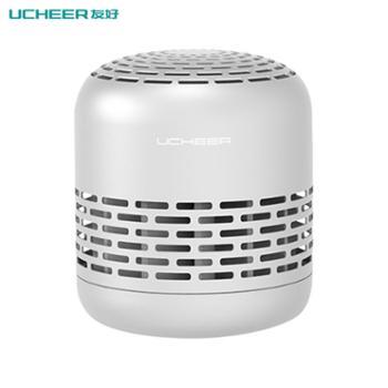 友好UCHEER 冰箱鞋柜衣柜空气净化除味盒Q8(单个金属色)