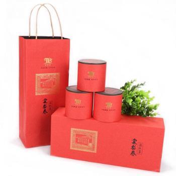 棠梨春典藏滇红茶礼盒装