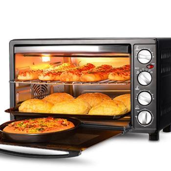 Joyoung/九阳 电烤箱家用多功能烘焙烤箱35升大容量KX-35WJ11