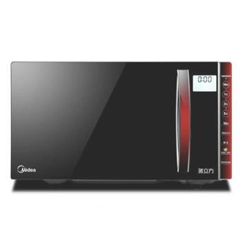 Midea/美的 微波炉家用光波炉烤箱 变频智能湿度感应 EV923MF7-NRH