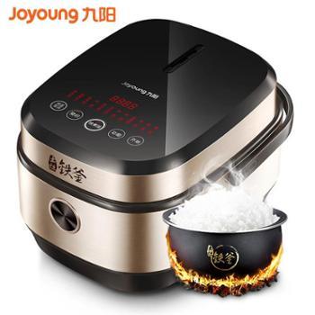 Joyoung/九阳电磁加热电饭煲4l铁釜内胆智能家用4-5人F-40T801