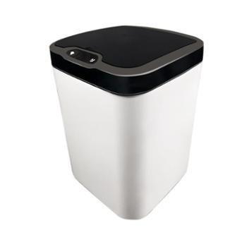 曼帝思创意智能感应垃圾桶家用客厅卧室厨房卫生间自动盖电动