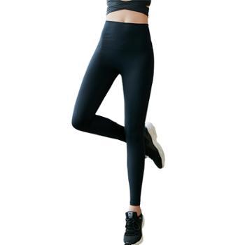 派衣阁 弹力健身运动瑜伽裤女