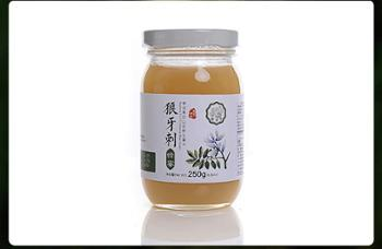 【重庆地区线下O2O活动商品,线上拍下不发货】精灵子250G狼牙刺蜂蜜(3种蜜源可选)