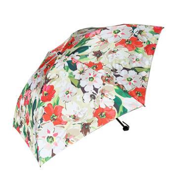 超轻洋伞集成伞小巧便携轻便140g晴雨伞两用铅笔伞