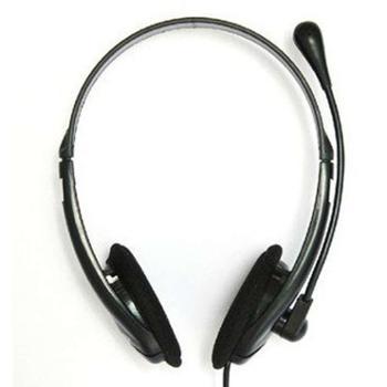 联想(lenovo) 耳麦 P320 头戴护耳式有线耳麦 笔记本耳麦