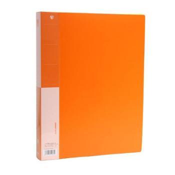 金得利A4彩色资料册60页 CF960欢乐色资料册文件册插页夹  单个商品