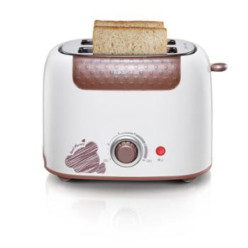 Bear/小熊 DSL-6921 多士炉 家用烤面包机 早餐机 自动烘烤