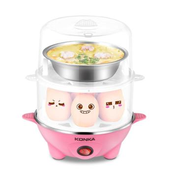 康佳 优蛋堡· 煮蛋器KGZZ-1270蒸蛋器 早餐机
