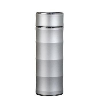 福恒金 竹报平安 银杯子【四款色 可选】纯银保健杯内胆茶杯保温杯养生杯高档礼品纯银水杯