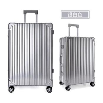 卡美尔 铝镁拉杆箱M16商务旅行全铝行李箱