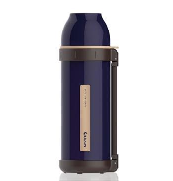 贝旅行壶 OB-150A17 保温水壶1500ML 绀紫色