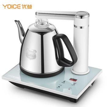优益 自动上水电热水壶304 YC211