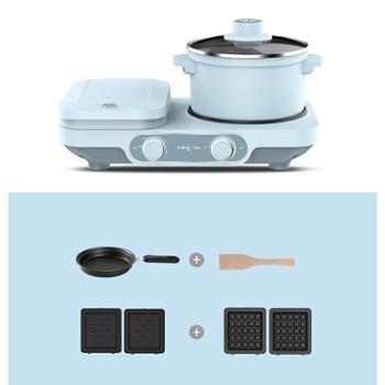 东菱 早餐机多功能轻食机【3款色 可选】 DL-3452