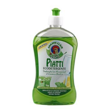 意大利进口CHANTE CLAIR大公鸡管家 浓缩型清洁剂洗洁精500ml青柠香味