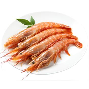 大洋世家(进口原装20-30头/kg)阿根廷红虾L2美味船冻