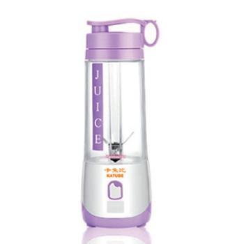 多功能电动榨汁杯USB便携式充电宝迷榨汁杯工厂直销卡兔比果汁杯