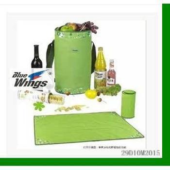 攀能PN-2866野餐垫防潮垫+冰包保温野餐包