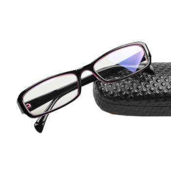 正品 防辐射眼镜男女同款 电脑镜缓解疲劳三防护目镜 平光镜空架