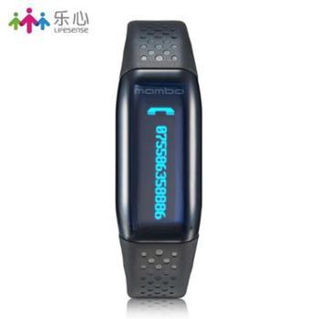 乐心 Mambo HR 智能心率手环 心率监测 来电显示震动提醒 微信互联 睡眠检测 运动计步防水
