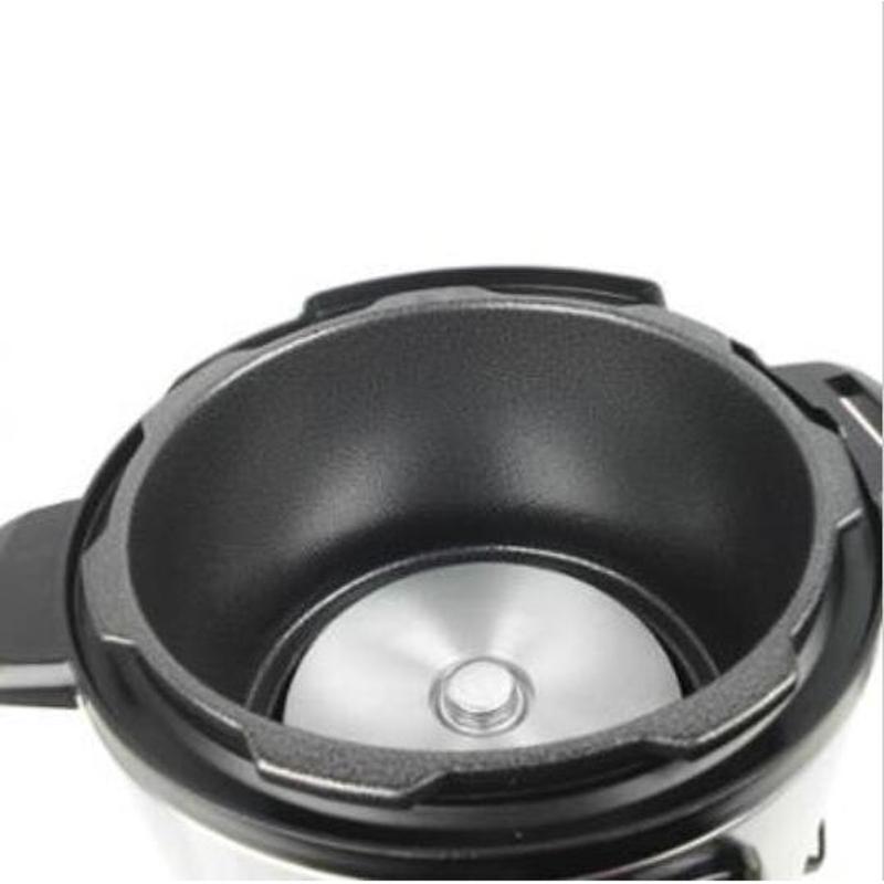 midea美的 12pch502a电压力锅5l机械式高压锅饭煲5-6人家用