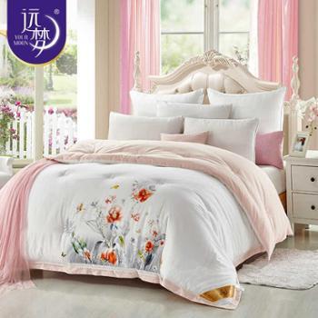 远梦棉代尔暖阳绒冬被被芯保暖冬被新品冬被双人保暖加厚被子床上用品