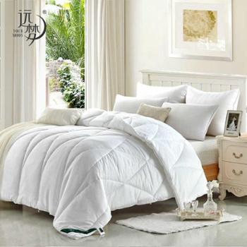 远梦冬被杜邦sorona生物提花热能绒被2米双人被子冬季加厚保暖被床上用品