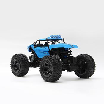 童励水陆两栖遥控攀爬车高速越野四驱车充电防水玩具车男孩玩具