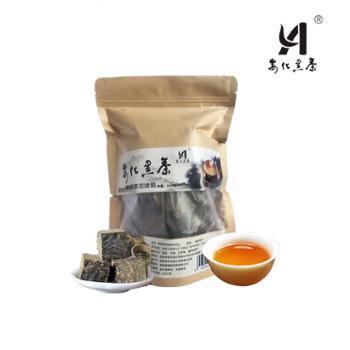 黑砖茶切块装500g湖南安化黑茶