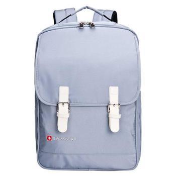 瑞士军刀SWISSGEAR新款双肩包书包电脑包男女款背包