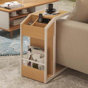 小户型沙发边几迷你小茶几现代简约小方桌客厅边桌角几