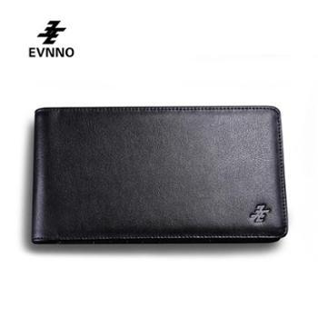 意威诺(evnno)卡包长款超薄真牛皮卡包K028-A3H
