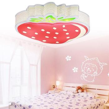 24w儿童房LED吸顶灯10-15㎡_草莓