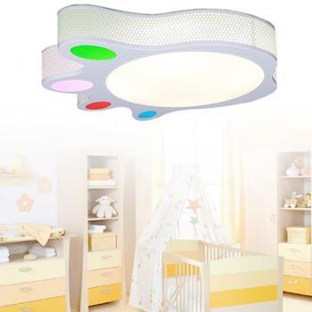 24w儿童房LED吸顶灯10-15㎡_熊掌