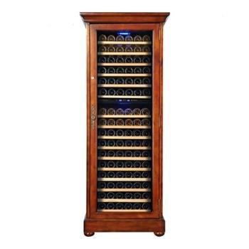 欧帝诺红酒柜节能环保电子制冷触摸屏葡萄酒酒柜(恒温恒湿家用型)BJW-508