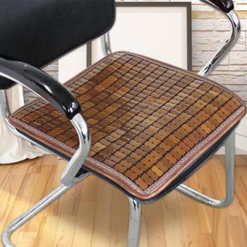 玉竹麻将凉席座垫椅垫夏凉垫办公椅垫子夏天坐垫汽车前后座垫竹凉垫