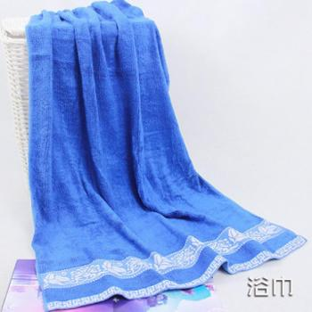 竹纤维浴巾 竹兰雅鸡冠浴巾